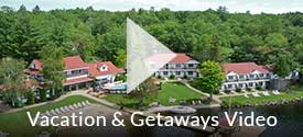View Vacation and Getaways Video