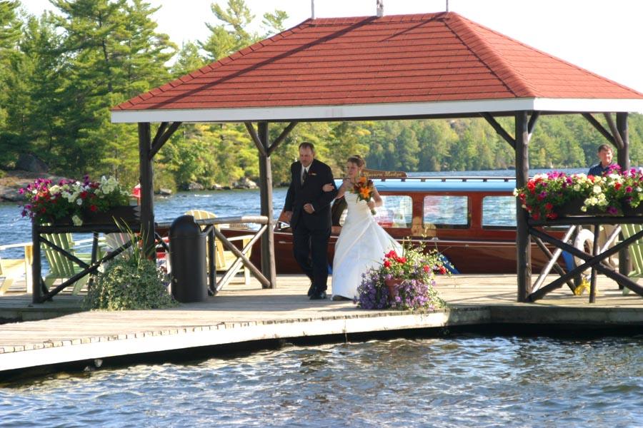 Severn Lodge Wedding